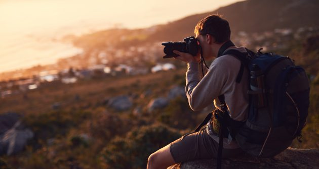 Why You Should Use a Camera Strap